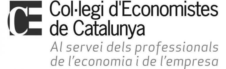 collegi d'economistes de catalunya logo